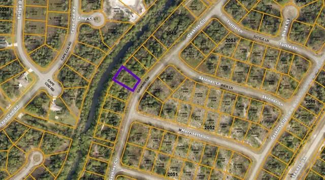 Gaskins Circle, North Port, FL 34288 (MLS #C7442165) :: Memory Hopkins Real Estate
