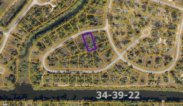 Ashboro Circle, North Port, FL 34288 (MLS #C7442166) :: Memory Hopkins Real Estate