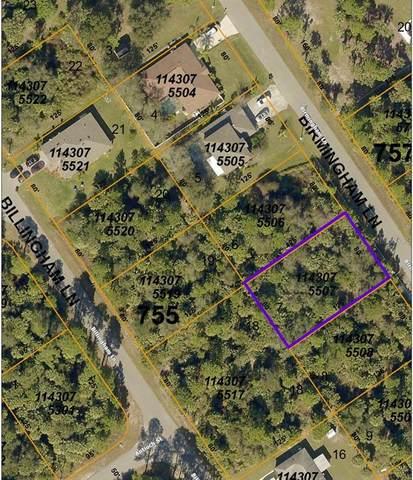 Birmingham Lane, North Port, FL 34288 (MLS #C7442212) :: Gate Arty & the Group - Keller Williams Realty Smart