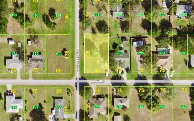 2214 Maplewood Road, Punta Gorda, FL 33982 (MLS #C7442220) :: Premier Home Experts