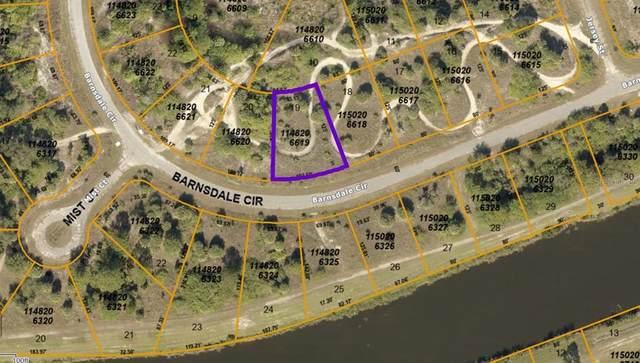 Barnsdale Circle, North Port, FL 34288 (MLS #C7442255) :: Armel Real Estate