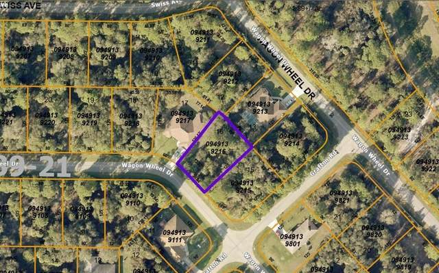 Lot 16 Wagon Wheel Drive, North Port, FL 34291 (MLS #C7442338) :: Armel Real Estate