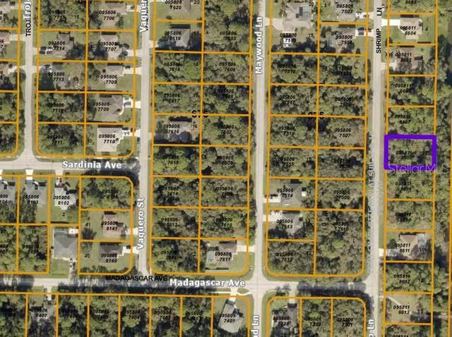 Shrimp Lane, North Port, FL 34286 (MLS #C7442351) :: Premier Home Experts