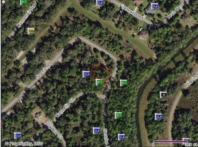 Sernice Street, North Port, FL 34288 (MLS #C7442383) :: Armel Real Estate