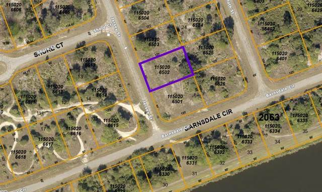 Jersey Street, North Port, FL 34288 (MLS #C7442402) :: Armel Real Estate