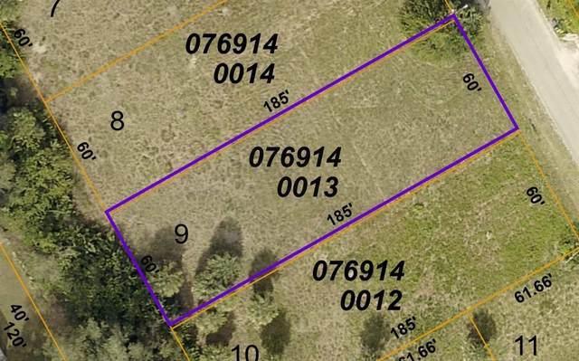 Lot 9 Ventura Street, North Port, FL 34287 (MLS #C7442440) :: Armel Real Estate
