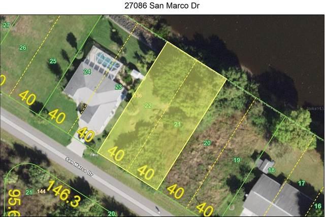 27086 San Marco Drive, Punta Gorda, FL 33983 (MLS #C7442481) :: The Lersch Group