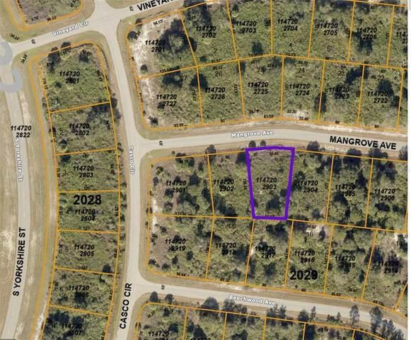 Mangrove Avenue, North Port, FL 34288 (MLS #C7442540) :: Armel Real Estate
