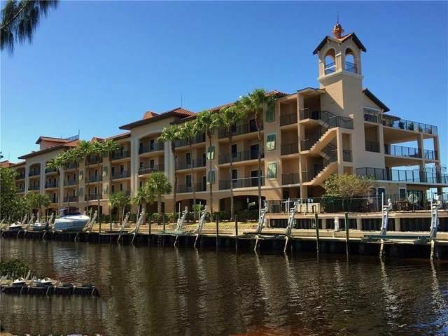 900 E Marion Avenue E #1202, Punta Gorda, FL 33950 (MLS #C7442629) :: Medway Realty
