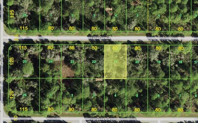 13437 Canadian Avenue, Port Charlotte, FL 33953 (MLS #C7442654) :: CGY Realty