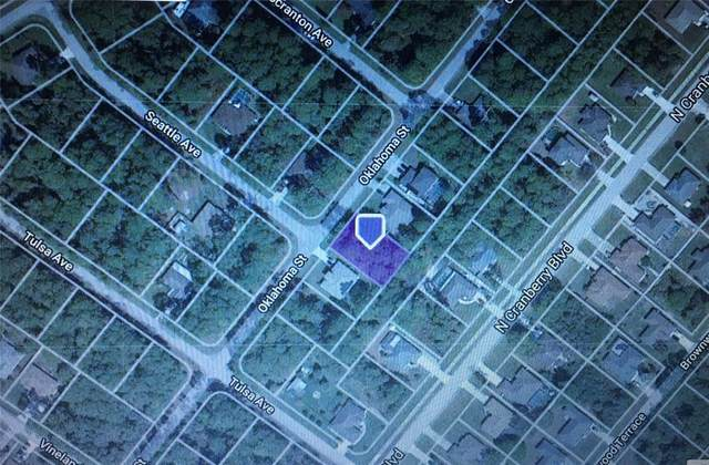 Oklahoma Street, North Port, FL 34286 (MLS #C7442665) :: RE/MAX Local Expert