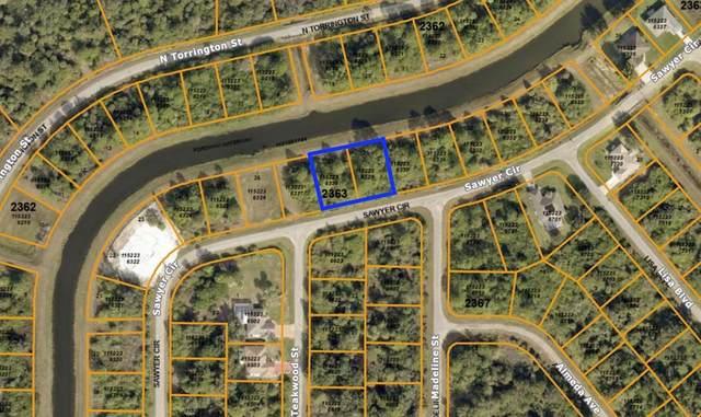 Sawyer Circle, North Port, FL 34288 (MLS #C7442736) :: Sarasota Home Specialists