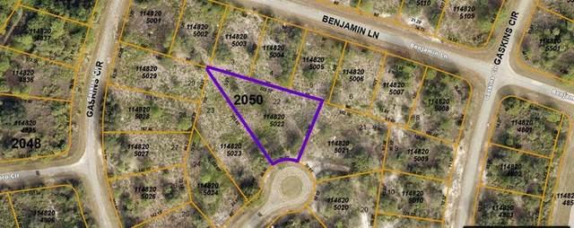 Ashboro Court, North Port, FL 34288 (MLS #C7442738) :: Armel Real Estate