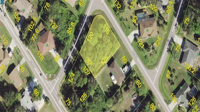 1343 Karin Terrace, Port Charlotte, FL 33952 (MLS #C7442752) :: Griffin Group