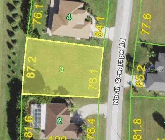 7353 N Seagrape Road, Punta Gorda, FL 33955 (MLS #C7442753) :: Armel Real Estate