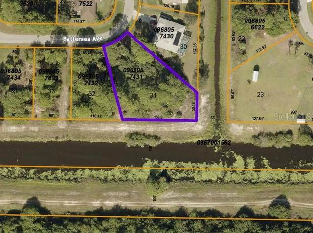 Battersea Avenue, North Port, FL 34291 (MLS #C7442779) :: Premium Properties Real Estate Services