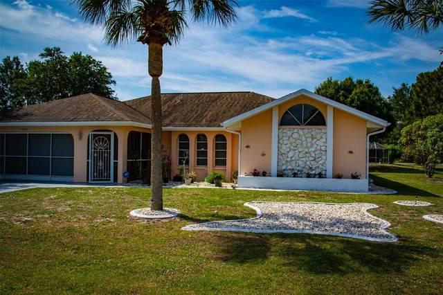 25473 Barinas Drive, Punta Gorda, FL 33983 (MLS #C7442793) :: The Kardosh Team