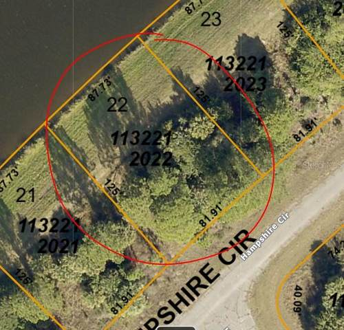 Hampshire Circle, North Port, FL 34288 (MLS #C7442796) :: The Kardosh Team
