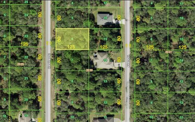 264 Heather Street, Port Charlotte, FL 33953 (MLS #C7442818) :: Armel Real Estate