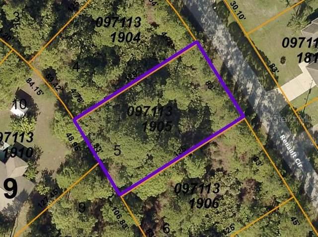 N Renault Circle, North Port, FL 34291 (MLS #C7442829) :: RE/MAX Local Expert