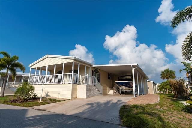 16 Freeman Avenue, Punta Gorda, FL 33950 (MLS #C7442831) :: The Hesse Team
