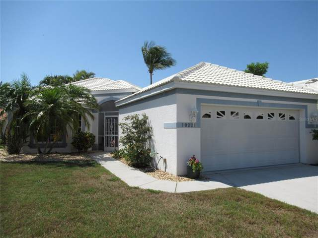 10221 Arrowhead Drive, Punta Gorda, FL 33955 (MLS #C7442856) :: The Hesse Team