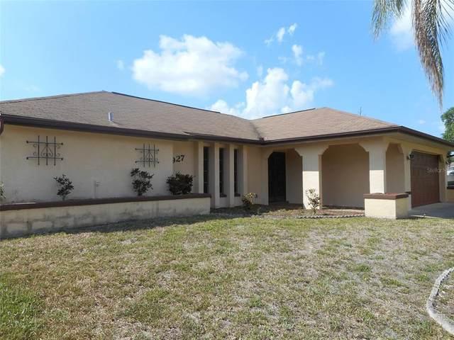 927 Tropical Circle NW, Port Charlotte, FL 33948 (MLS #C7442879) :: RE/MAX Local Expert