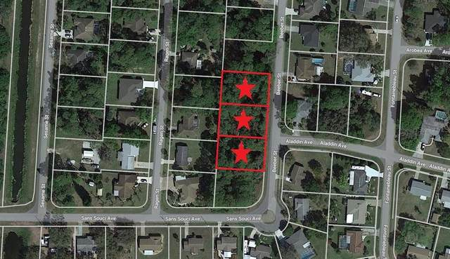 Lot 36 Beeber Street, North Port, FL 34287 (MLS #C7442892) :: Realty One Group Skyline / The Rose Team