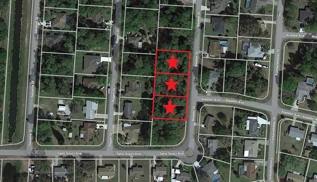 Lot 36 Beeber Street, North Port, FL 34287 (MLS #C7442892) :: CGY Realty