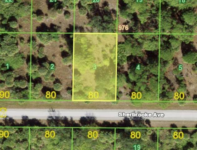 19170 Sherbrooke Avenue, Port Charlotte, FL 33954 (MLS #C7442921) :: RE/MAX Local Expert