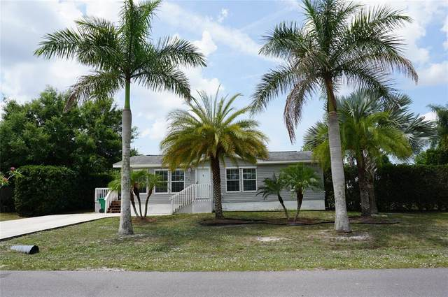 191 Hilbish Drive, Punta Gorda, FL 33982 (MLS #C7442922) :: Southern Associates Realty LLC