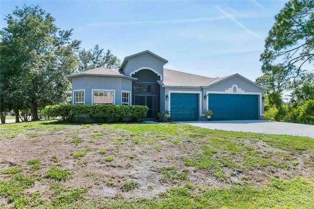 1523 Napoleon Road, North Port, FL 34288 (MLS #C7442934) :: The Kardosh Team
