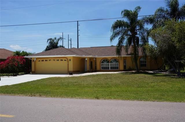 25696 Aysen Drive, Punta Gorda, FL 33983 (MLS #C7442972) :: EXIT King Realty