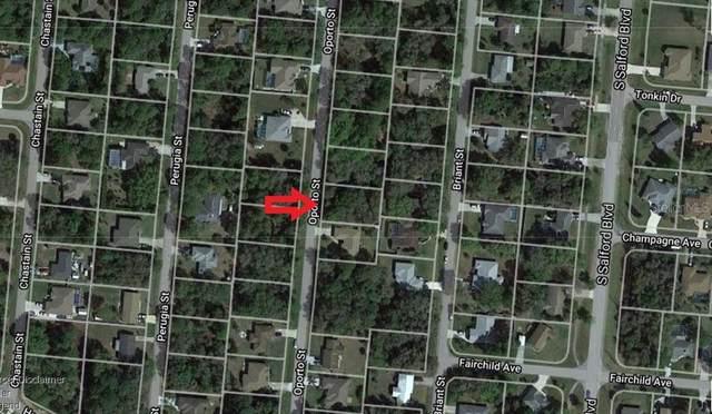 Oporto Street, North Port, FL 34287 (MLS #C7442977) :: Armel Real Estate