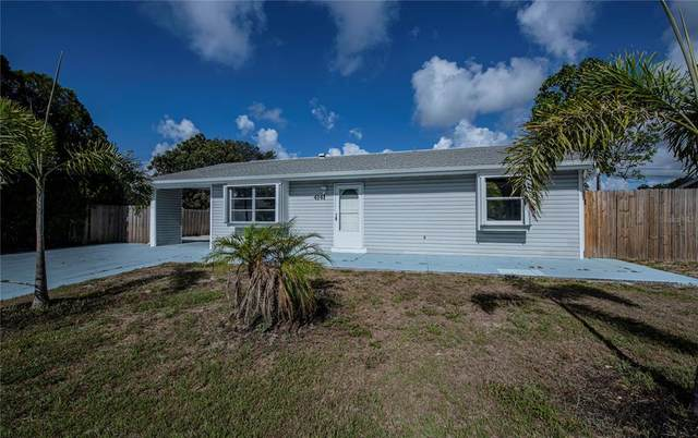 4141 Grobe Street, North Port, FL 34287 (MLS #C7442988) :: The Figueroa Team