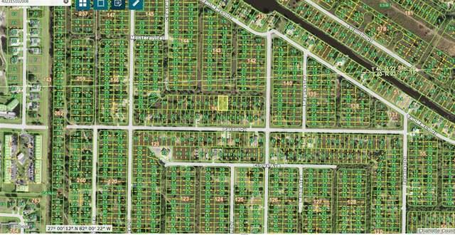 1595 Coastal Drive, Punta Gorda, FL 33983 (MLS #C7442991) :: CENTURY 21 OneBlue
