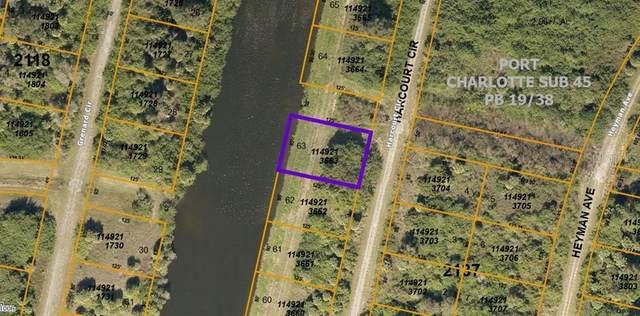 Harcourt Circle, North Port, FL 34288 (MLS #C7443026) :: CGY Realty