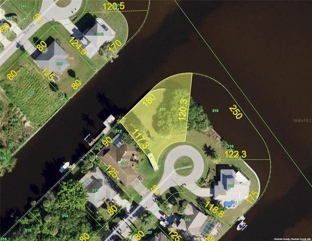 2409 Herron Terrace, Port Charlotte, FL 33981 (MLS #C7443032) :: SunCoast Home Experts