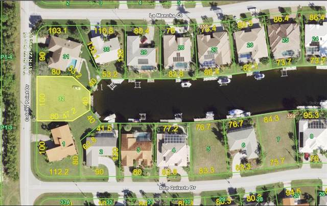 410 Colony Point Drive, Punta Gorda, FL 33950 (MLS #C7443064) :: Pristine Properties