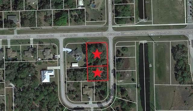 Lot 14 Maddock Circle, North Port, FL 34286 (MLS #C7443110) :: Southern Associates Realty LLC