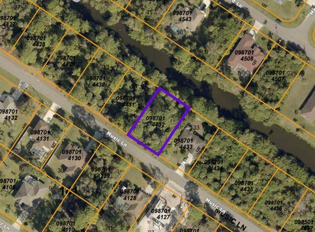 Music Lane, North Port, FL 34286 (MLS #C7443111) :: The Paxton Group