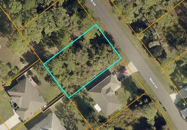 Nora Lane, North Port, FL 34286 (MLS #C7443121) :: Everlane Realty