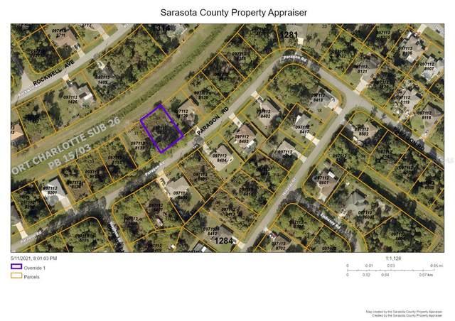 Lot #30 Paragon Road, North Port, FL 34291 (MLS #C7443141) :: Southern Associates Realty LLC