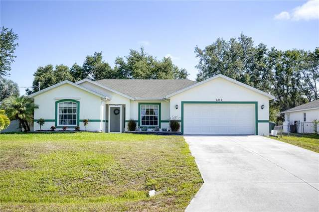 1832 Braddock Avenue, North Port, FL 34288 (MLS #C7443168) :: Prestige Home Realty