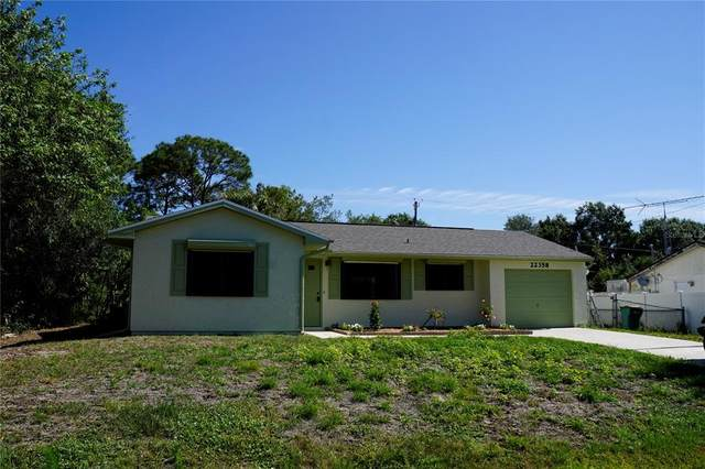 22358 Walton Avenue, Port Charlotte, FL 33952 (MLS #C7443190) :: Heckler Realty