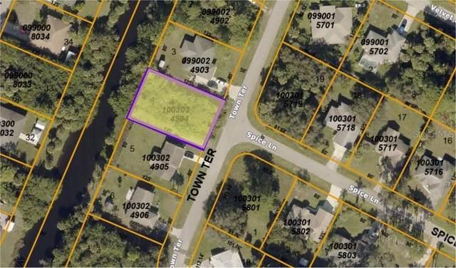 Town Terrace, North Port, FL 34286 (MLS #C7443211) :: The Lersch Group