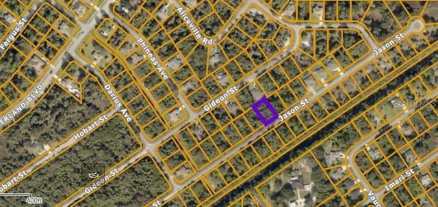 Lot 10 Jason Street, North Port, FL 34288 (MLS #C7443214) :: Team Pepka