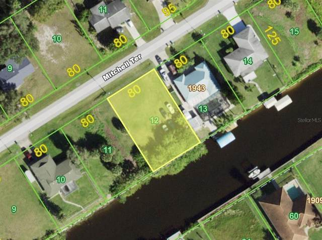 12365 Mitchell Terrace, Port Charlotte, FL 33981 (MLS #C7443268) :: Positive Edge Real Estate