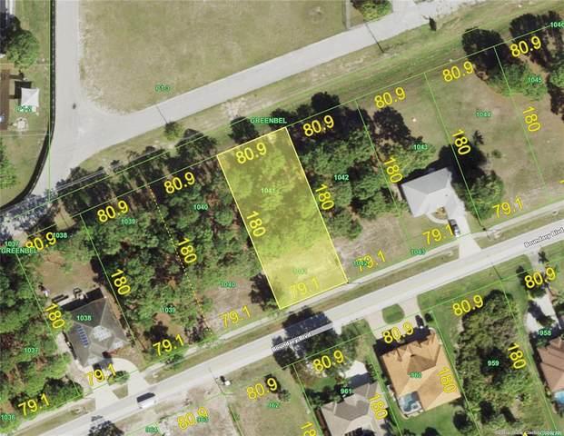 481 Boundary Boulevard, Rotonda West, FL 33947 (MLS #C7443298) :: Your Florida House Team
