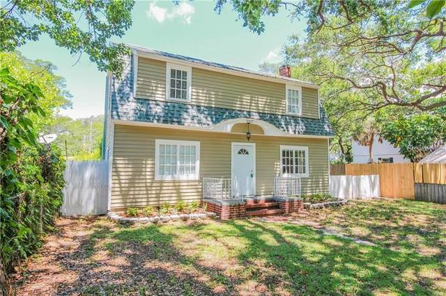 5517 21ST Avenue S, Gulfport, FL 33707 (MLS #C7443318) :: Team Borham at Keller Williams Realty
